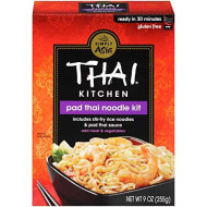 Thai Kitchen, Noodle Strfry Pad Thai Gf, 9 Oz, (Pack Of 12)