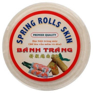 Rose Brand, Spring Roll Rice Skin, 12 Oz, (Pack Of 10)
