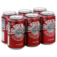 Dr Browns, Soda Blkchry 6Pk, 72 Fo, (Pack Of 4)