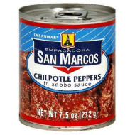 San Marcos, Pepper Chipotle, 7.5 Oz, (Pack Of 24)