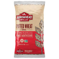 Arrowhead Mills, Cereal Puff Wheat Ns, 6 Oz, (Pack Of 12)
