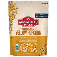 Arrowhead Mills, Popcorn Yellow Org, 28 Oz, (Pack Of 6)