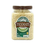 Riceselect, Rice Texmati Brown, 32 Oz, (Pack Of 4)