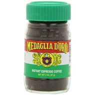 Medaglia D Oro, Coffee Inst Expresso, 2 Oz, (Pack Of 12)