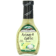 Maple Grove, Drssng Asiago N Garlic, 8 Oz, (Pack Of 6)