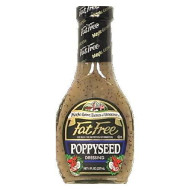 Maple Grove, Drssng Ff Poppyseed, 8 Oz, (Pack Of 6)