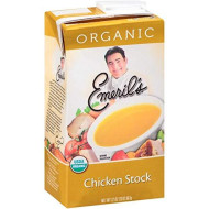 Emerils, Stock Ntrl Chicken Org, 32 Oz, (Pack Of 6)