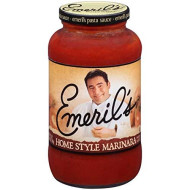 Emerils, Sauce Psta Marinara, 25 Oz, (Pack Of 6)