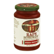 Raos, Sauce Pizza, 13 Oz, (Pack Of 6)