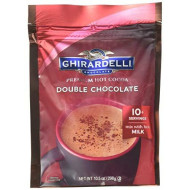 Ghirardelli, Hot Cocoa Mix Double, 10.5 Oz, (Pack Of 6)