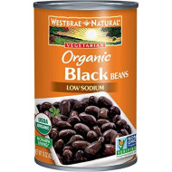 Westbrae, Bean Black Ff Org, 15 Oz, (Pack Of 12)