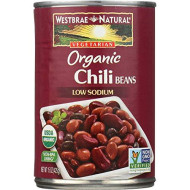 Westbrae, Bean Chili Ff Org, 15 Oz, (Pack Of 12)
