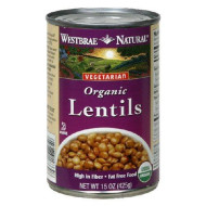 Westbrae, Bean Lentil Ff Org, 15 Oz, (Pack Of 6)