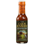 Try Me, Sauce Cajun Hot Pppr, 5 Oz, (Pack Of 6)
