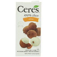 Ceres, Juice Litchi, 33.8 Fo, (Pack Of 12)
