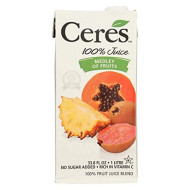 Ceres, Juice Fruit Medley, 33.8 Fo, (Pack Of 12)