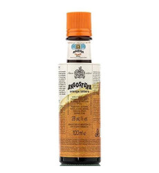 Angostura, Bitters Orange, 4 Oz, (Pack Of 12)