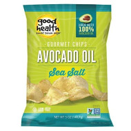 Good Health, Chip Pto Avcdo Seaslt, 5 Oz, (Pack Of 12)
