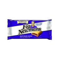 Newmans Own Organic, Cookie Fig Bar Wf Df, 10 Oz, (Pack Of 6)