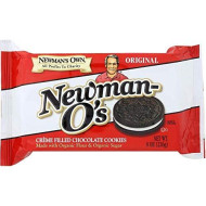 Newmans Own Organic, Cookie O Choc Vnla Creme Orig, 13 Oz, (Pack Of 6)