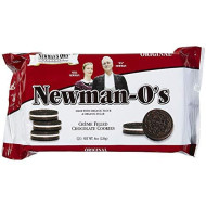 Newmans Own Organic, Cookie O Van Crm Org, 8 Oz, (Pack Of 6)