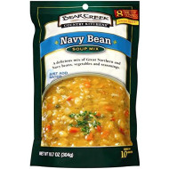 Bear Creek, Mix Soup Navy Bean, 10.7 Oz, (Pack Of 6)