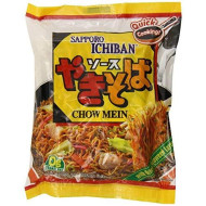 Sapporo, Noodle Ichiban Chowmein, 3.6 Oz, (Pack Of 24)