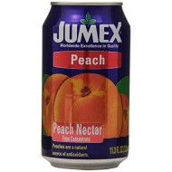Jumex, Nectar Peach, 11.3 Oz, (Pack Of 24)