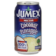 Jumex, Nectar Coconut Pnnppl, 11.3 Oz, (Pack Of 24)