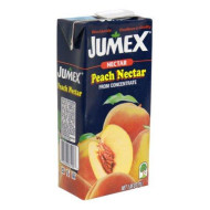 Jumex, Juice Tetra Peach, 33.81 Oz, (Pack Of 12)