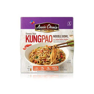 Annie Chuns, Noodle Bowl Kung Pao, 8.6 Oz, (Pack Of 6)