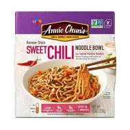 Annie Chuns, Noodle Bowl Korean Chili Swt, 7.9 Oz, (Pack Of 6)