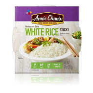 Annie Chuns, Rice Expr Wht Sticky, 7.4 Oz, (Pack Of 6)