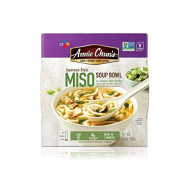 Annie Chuns, Soup Bowl Miso, 5.9 Oz, (Pack Of 6)