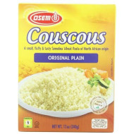 Osem, Couscous North African, 12 Oz, (Pack Of 12)