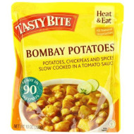 Tasty Bite, Entree Bombay Pto, 10 Oz, (Pack Of 6)