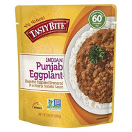 Tasty Bite, Entree Punjab Eggplant, 10 Oz, (Pack Of 6)