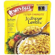 Tasty Bite, Entree Jodhpur Lentil, 10 Oz, (Pack Of 6)