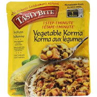 Tasty Bite, Entree Korma Vegtbl, 10 Oz, (Pack Of 6)