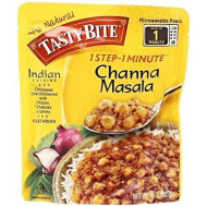 Tasty Bite, Entree Channa Masala, 10 Oz, (Pack Of 6)