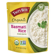 Tasty Bite, Rice Basmati, 8.8 Oz, (Pack Of 6)