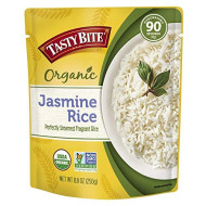 Tasty Bite, Rice Jasmine, 8.8 Oz, (Pack Of 6)