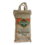 Bombay, Rice Basmati White, 2 Lb, (Pack Of 12)