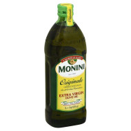 Monini, Oil Olive Xvrgn Orginale, 33.8 Oz, (Pack Of 12)