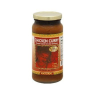 Mr Kook, Sauce Curry Chicken, 16.5 Oz, (Pack Of 6)