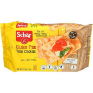 Schar, Cracker Gf Table Wf, 7.4 Oz, (Pack Of 5)