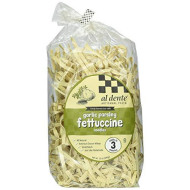 Al Dente, Pasta Fttccne Garlic Parsley, 12 Oz, (Pack Of 6)