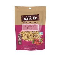 Back To Nature, Granola Crnbry Pcn, 11 Oz, (Pack Of 6)