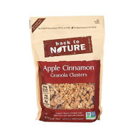 Back To Nature, Cereal Apple Cinn Granola, 11 Oz, (Pack Of 6)