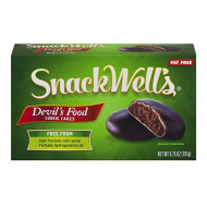Snackwells, Cookie Devils Food Cake, 6.75 Oz, (Pack Of 12)